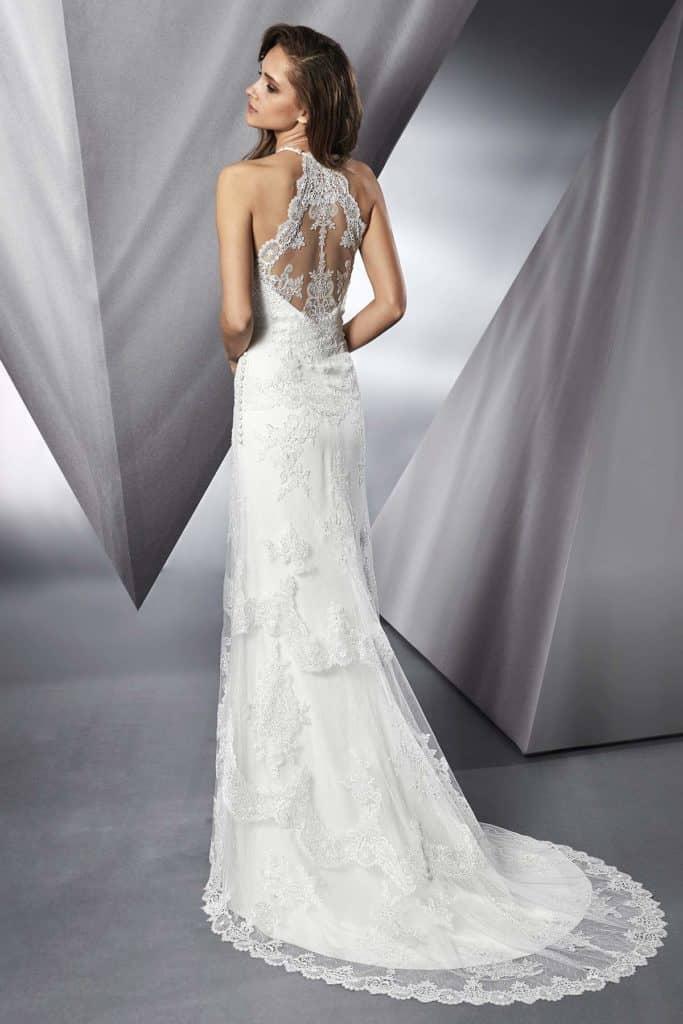 , Svatební šaty 2018 – boho styl