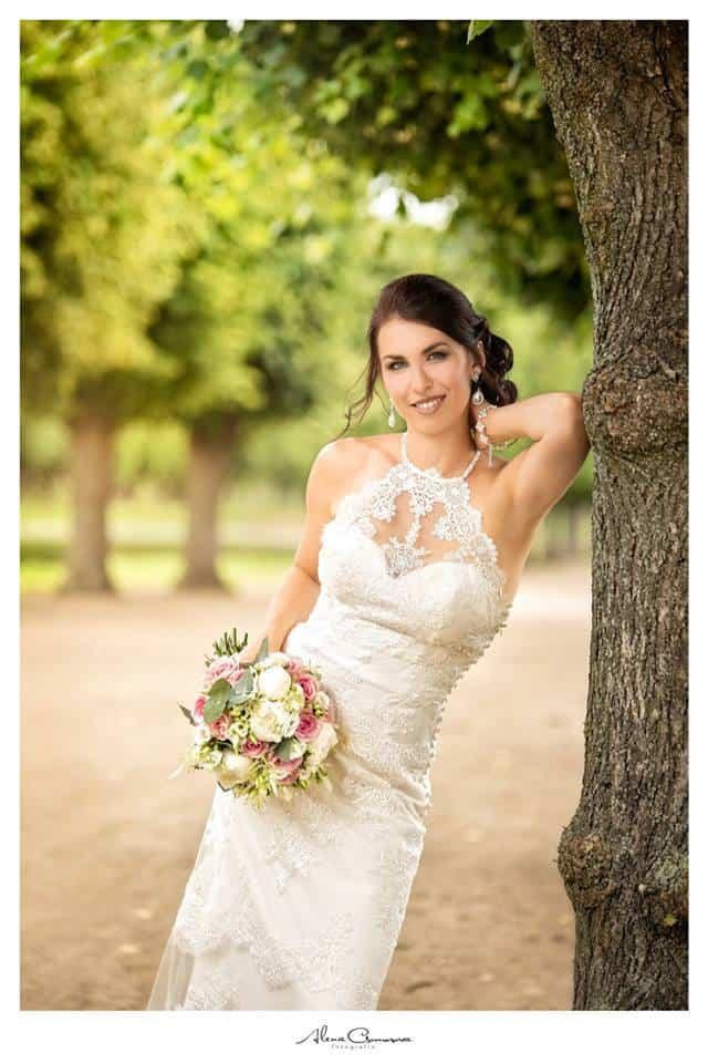 , Naše nevěsta Iva – moderní, sexy a hlavně svá!