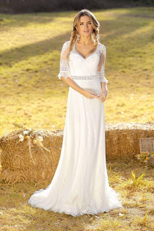 , BOHO STYL 2019 – trendy svatebních šatů 2019
